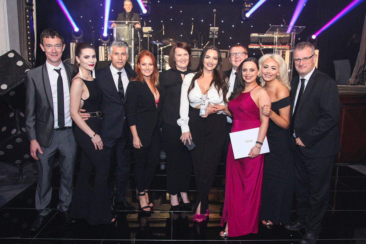 Winners of the Manchester Hoteliers' Association Awards revealed at glitzy 2017 Ball