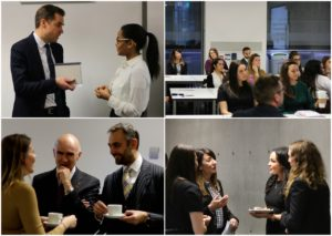 Students matched up with mentors as pioneering hotel mentoring scheme kicks off in Manchester