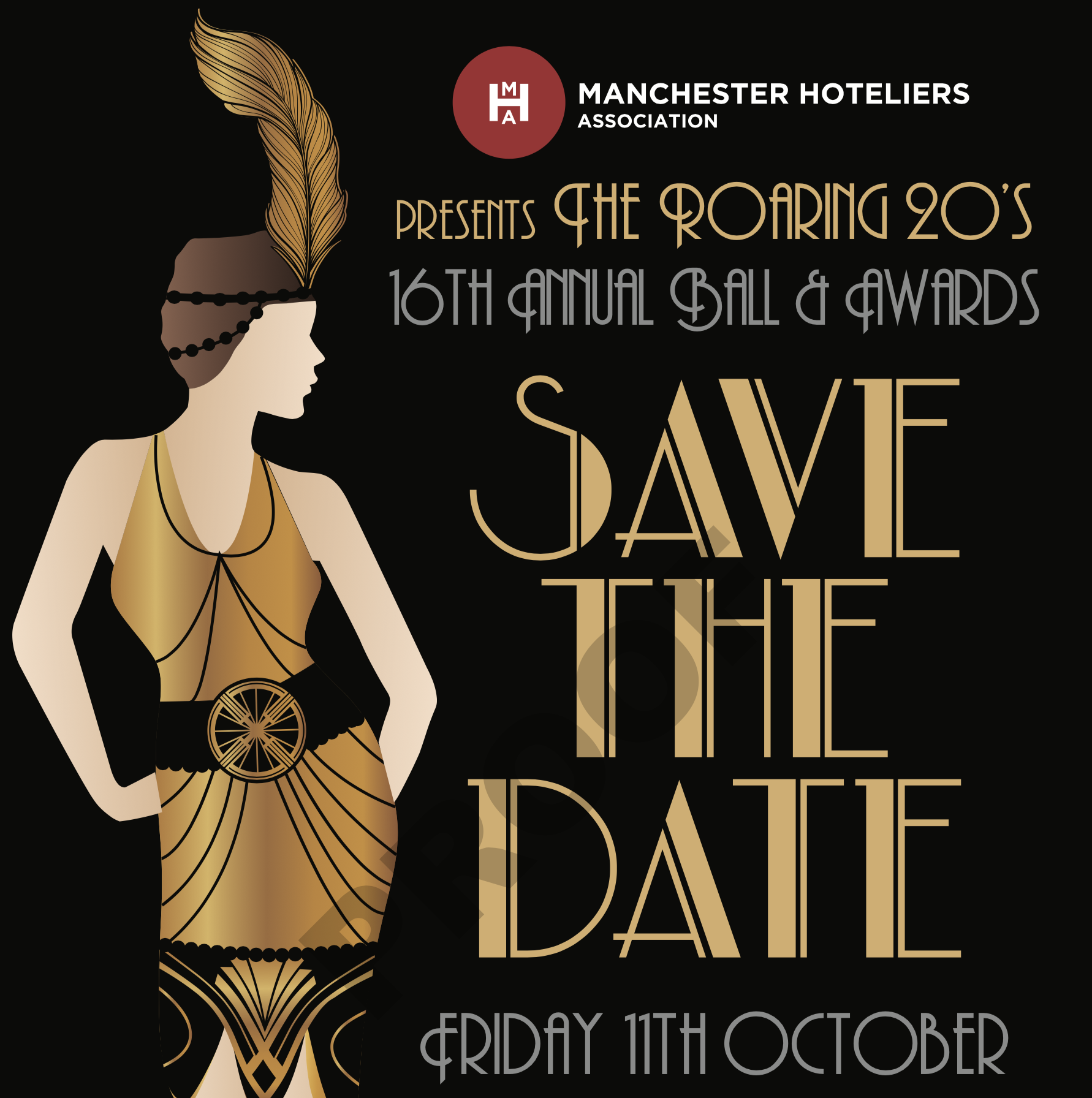 Save the date – 16th Annual Ball & Awards
