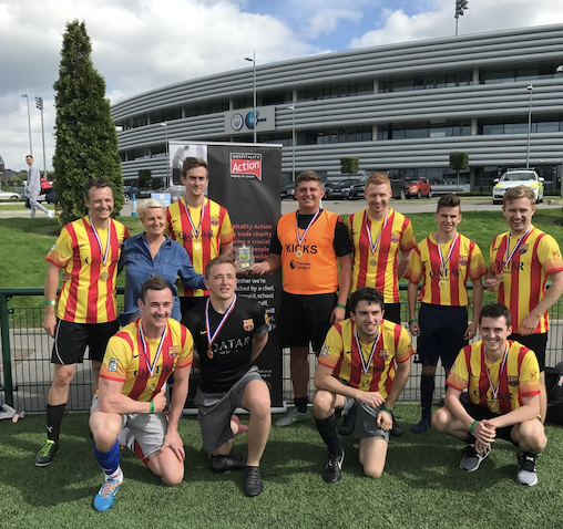 Hospitality professionals from across the region to take part in annual charity football tournament