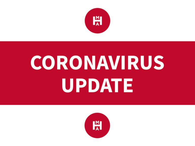 Coronavirus Update for MHA